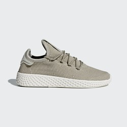 Lány Adidas Pharrell Williams Tennis Hu Originals Cipő Fehér Bézs | 716SCPRF